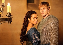 Przygody Merlina, The Adventures of Merlin, Angel Coulby, Bradley James