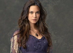 Odette Annable, Brunetka