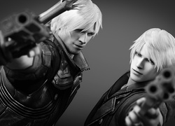 Devil May Cry, Dante, Nero