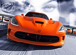 Dodge, SRT, Viper, TA, Time Attack, 2014, Megan Fox