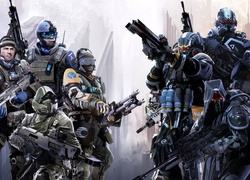 Killzone, Shadowfall, Multiplayer