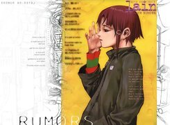 Serial Experiments Lain, Rumors, profil