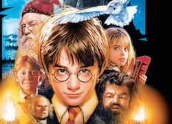 Harry, Potter, Bohaterowie