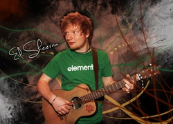 Ed Sheeran, Piosenkarz, Gitara, Edward Christopher Sheeran
