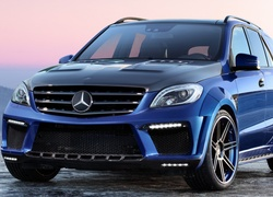 Mercedes, Klasa, ML, 63AMG