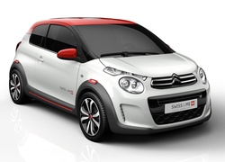 Citroen C1, Swiss Me, Concept Car