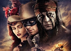 Film, Aktorzy, Johnny Depp, The lone ranger
