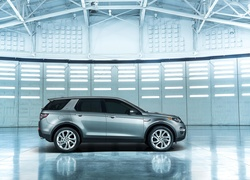 Land Rover, Discovery Sport