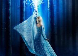 Dawno dawno temu, Once upon a time, Elsa