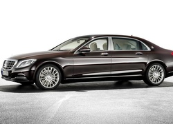 Mercedes Maybach S600,  S-klasa