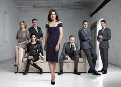 The Good Wife, Żona idealna, Obsada, Julianna Margulies