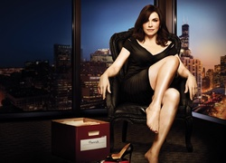 Żona idealna, The Good Wife, Julianna Margulies