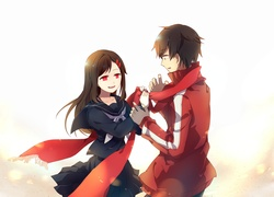 Kagerou Project, Shintaro, Ayano