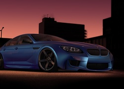BMW M6 Gran Coupe, F13