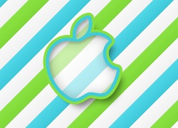 Grafika, Apple, 2D, Logo