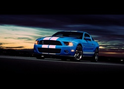 Ford, Mustang, Shelby, Gt500