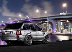 Range Rover, Most
