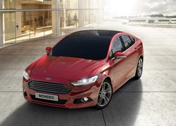 Mondeo, Ford, MK5