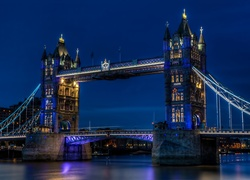 Most, Tower Bridge, Londyn