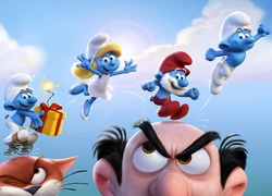 Bajka, Smerfy, The Smurfs