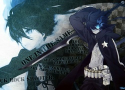 Anime, Manga, Black Rock Shooter