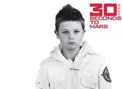 30 Seconds To Mars,chłopiec