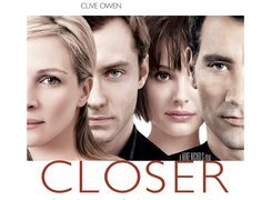 Clive Owen,closer, oczy