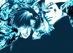 Saiyuki, blue thing