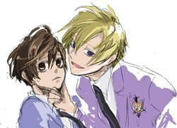 Ouran High School Host Club, osoby, mundurki