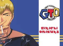 Great Teacher Onizuka, facet, papieros
