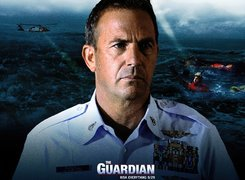 The Guardian, Kevin Costner, mundur, ratownicy, woda
