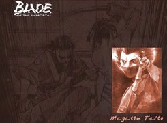 Blade Of The Immortal [mugen No Juunin], napis, postać