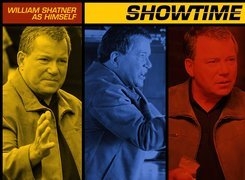 Showtime, William Shatner, kolory
