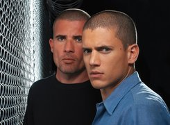 Prison Break, Skazany na śmierć, Bracia, Dominic Purcell,  Wentworth Miller
