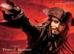 piraci_z_karaibow_3, Johnny Depp, kapelusz