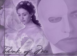 maska, Phantom Of The Opera, Gerard Butler, Emmy Rossum