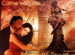 Phantom Of The Opera, Emmy Rossum, Gerard Butler, figurka
