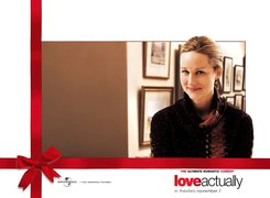 Love Actually, Laura Linney, sweter, obrazy