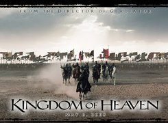 Kingdom Of Heaven, armia, konie