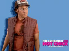 Hot Chick, Rob Schneider, czapka