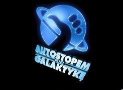 Hitchhikers Guide To The Galaxy, tytuł, logo