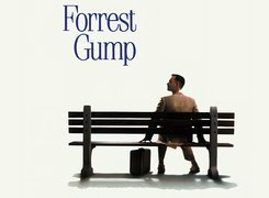 Forrest Gump, Tom Hanks, ławka