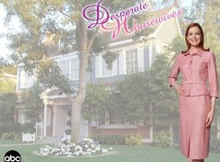 Desperate Housewives, Marcia Cross, dom, ogród