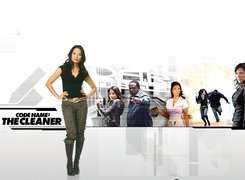 Code Name - The Cleaner Lucy Liu
