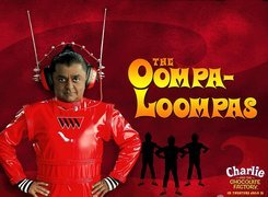 Charlie And The Chocolate Factory, kostium, Deep Roy