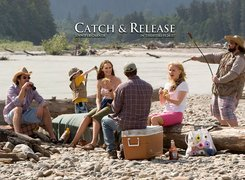 Catch And Release, Kevin Smith, ludzie, rzeka