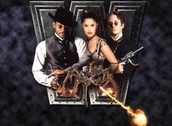 Wild Wild West, Will Smith, Salma Hayek, Kevin Kline