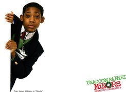 Unaccompanied Minors, Tyler James Williams