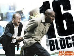 Bruce Willis, Mos Def, 16 Blocks