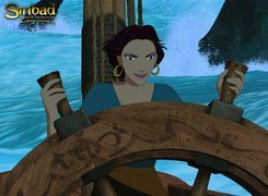 Sindbad Legenda siedmiu mórz, Sinbad Legend of the Seven Seas, Ster